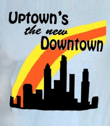 uptowns the new downtown t shirt Uptowns the New Downtown T Shirt from Polly and Crackers