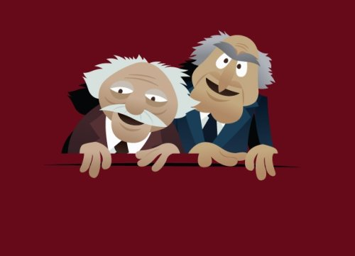 you call that a pocket waldorf statler t shirt Top 50 Funny Threadless T Shirts