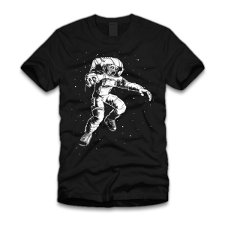 zombie astronaut t shirt Zombie Astronaut T Shirt from Five Finger Tees