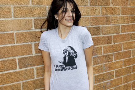 13 i have reservations Top 32 Busted Tees T Shirts
