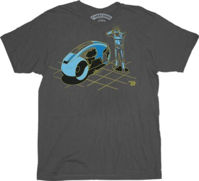 ames bros vintage tron t shirt 60 Best The Big Bang Theory T Shirts