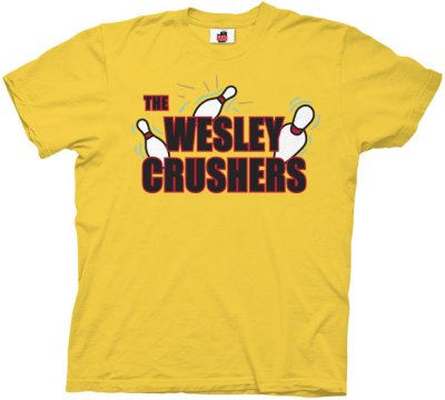 bowling the wesley crushers t shirt 60 Best The Big Bang Theory T Shirts