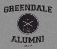 busted tees greendale alumni t shirt Greendale Alumni T Shirt from Busted Tees