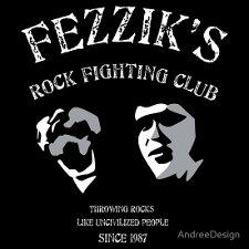 fezziks rock fighting club t shirt The Princess Bride Fezziks Rock Fighting Club T Shirt from Red Bubble