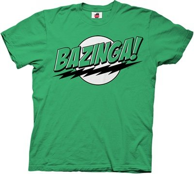 green bazinga t shirt 60 Best The Big Bang Theory T Shirts