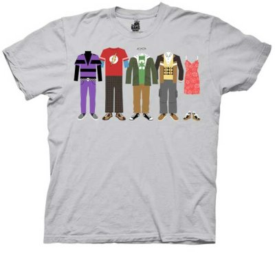 grey group clothing t shirt 60 Best The Big Bang Theory T Shirts