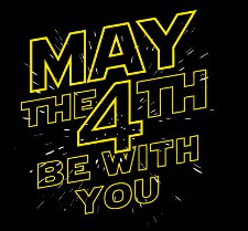 may the 4th be with you t shirt May the 4th Be With You T Shirt from Snorg Tees