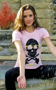 nerdy skull logo t shirt Amerrickan Custom Nerdy Skull Logo T Shirt from Kill Brand