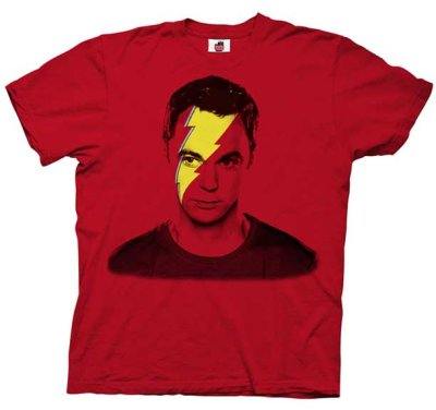 sheldon flash bolt t shirt 60 Best The Big Bang Theory T Shirts