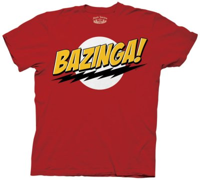 ultimate bazinga t shirt 60 Best The Big Bang Theory T Shirts