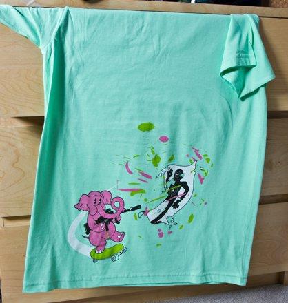 winky boo elephant t shirt Elephant T Shirt from Winky Boo