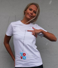 yo yo t shirt Yo Yo T Shirt from Hello Fresco