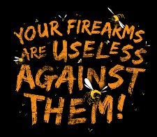 your firearms are useless against them t shirt Tommy Boy Your Firearms Are Useless Against Them T Shirt From Snorg Tees