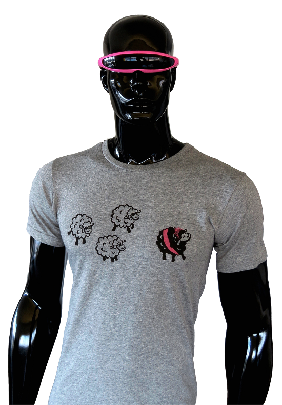 A3 blacksheep front Blackeye Tees Makes Australia Proud With Eye Catching Designs