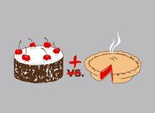 cake plus pie t shirt Cake Plus Pie T Shirt from Snorg Tees
