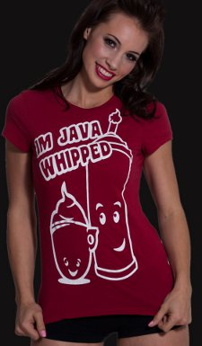 im java whipped t shirt Im Java Whipped T Shirt from Javaboi