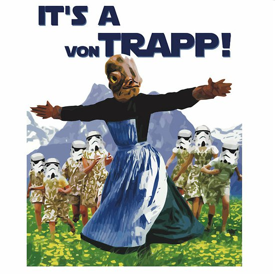 its a von trapp t shirt Its a Von Trapp T Shirt From Red Bubble