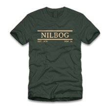 nilbog t shirt Troll 2 Nilbog T Shirt from Five Finger Tees