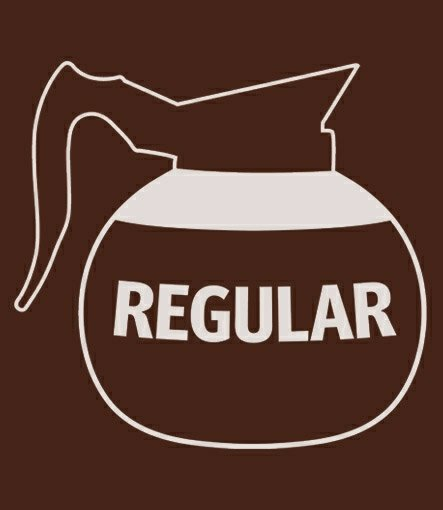 regular coffee t shirt Regular Coffee T Shirt