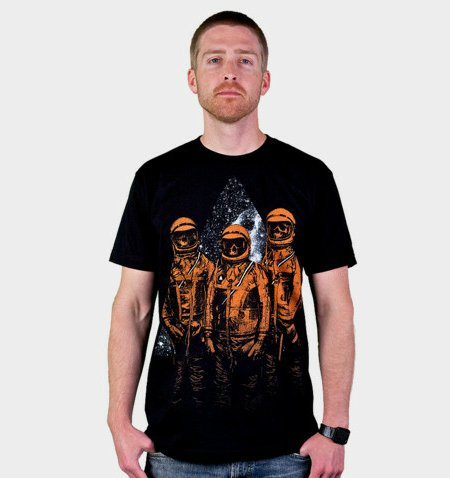to hell and back skeleton space suit t shirt To Hell and Back T Shirt from Design by Humans