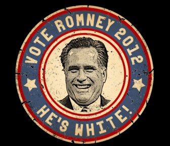 tshirt hell vote romney 2012 hes white t shirt Vote Romney 2012 Hes White T Shirt from Tshirt Hell