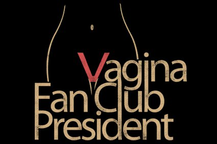 vagina fan club president t shirt Vagina Fan Club President T Shirt from T Shirt Hell