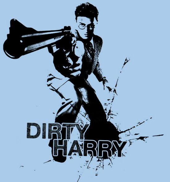 dirty harry potter t shirt Dirty Harry Potter T Shirt