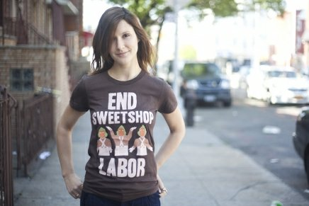 end sweetshop labor t shirt Oompa Loompas End Sweetshop Labor T Shirt from Busted Tees