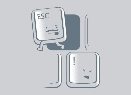 escape key t shirt Escape Key T Shirt from Snorg Tees