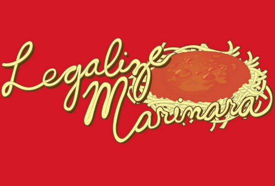 legalize marinara t shirt Legalize Marinara T Shirt
