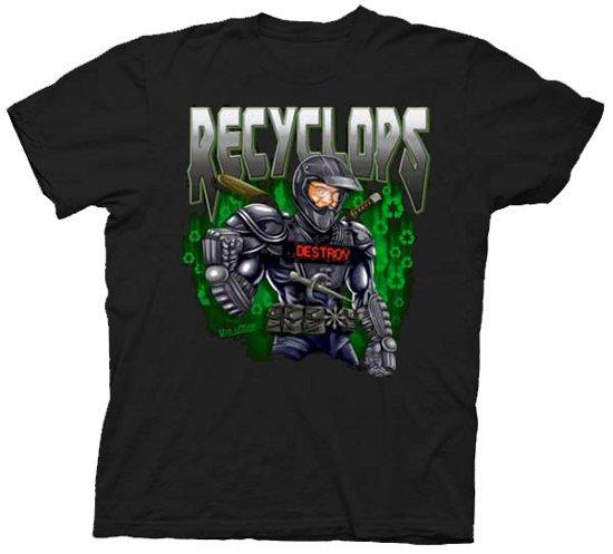 recyclops t shirt The Office Recyclops T Shirt