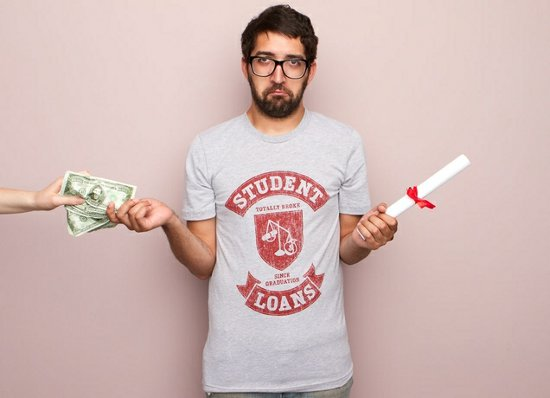 student loans totally broke since graduation t shirt Student Loans Totally Broke Since Graduation T Shirt