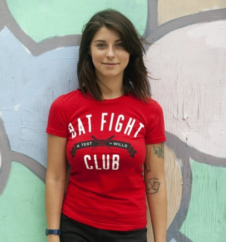 bat fight club t shirt Funny or Die Bat Fight Club T Shirt