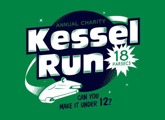 kessel run t shirt Star Wars Kessel Run T Shirt
