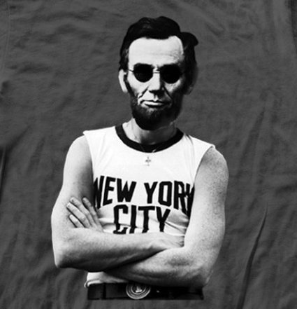 lincoln nyc t shirt T Shirt Shop Interview: Crooked Monkey