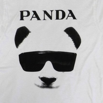 panda sunglasses t shirt T Shirt Shop Interview: Crooked Monkey