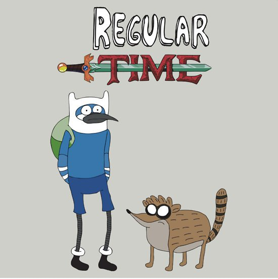 regular time t shirt Regular Time T Shirt