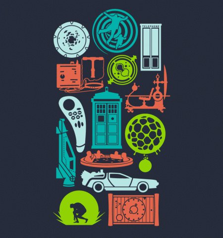 time machines t shirt Time Machines T Shirts