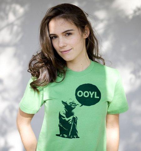 yoda ooyl t shirt Star Wars Yoda Ooyl T Shirt