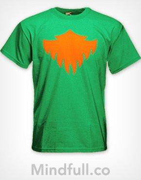 blankas chest hair t shirt Shirt Shop Interview: Mindfull