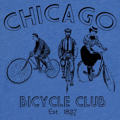 chicago bicycle club t shirt Chicago Bicycle Club T Shirt