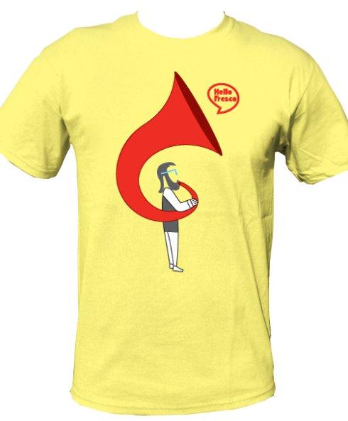 horn man t shirt Horn Man T Shirt