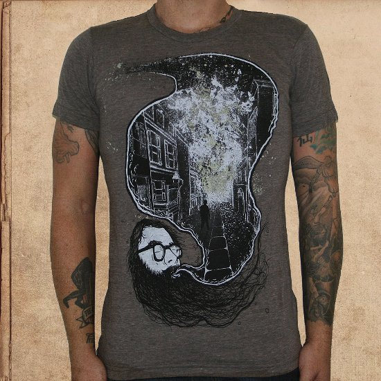howl t shirt Miles to Go: Shirt Shop Interview