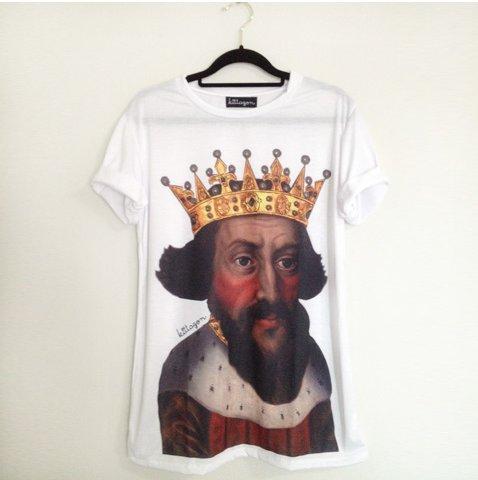 king henry t shirt King Henry T Shirt