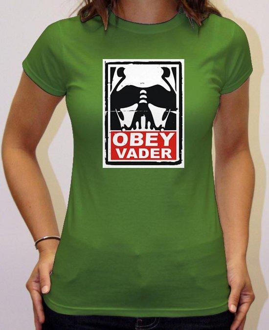 obey vader t shirt Obey Vader T Shirt