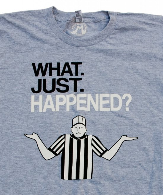 ref what just happened t shirt What Just Happened T Shirt from Mutated Tees