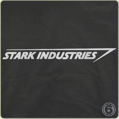 stark industries t shirt Iron Man Stark Industries T Shirt