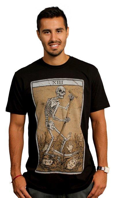 tarot card XII t shirt Tarot Card XII T Shirt