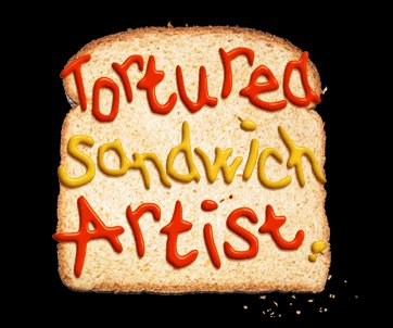 tortured sandwich artist t shirt Tortured Sandwich Artist T Shirt