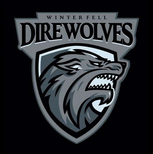 winterfell direwolves t shirt Winterfell Direwolves T Shirt
